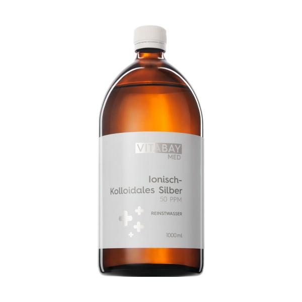 Ionisch-Kolloidales Silber, 1000 ml