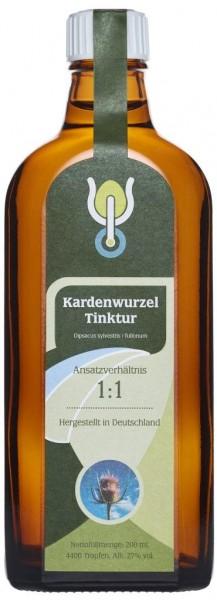 Kardenwurzel-Volltinktur, Ansatz 1:1, 200 ml