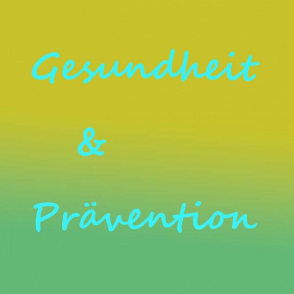 Mentaltraining Gesundheit und Prävention