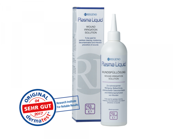Plasma Liquid® Wundspüllösung   250 ml