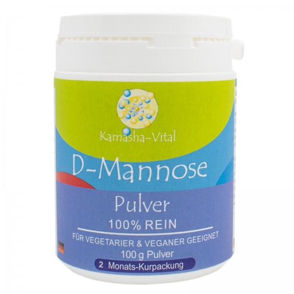 D-Mannose Pulver, 100 g