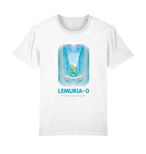 """Rundhals T-Shirt """"Lemuria Null"""", verschiedene Farben"""