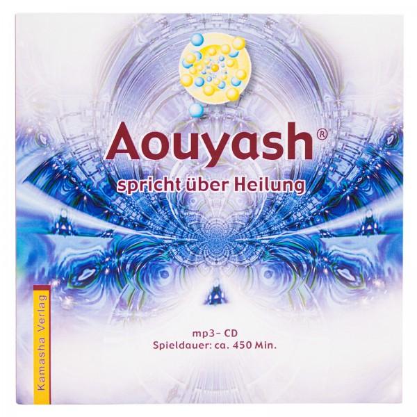 CD Aouyash spricht über Heilung