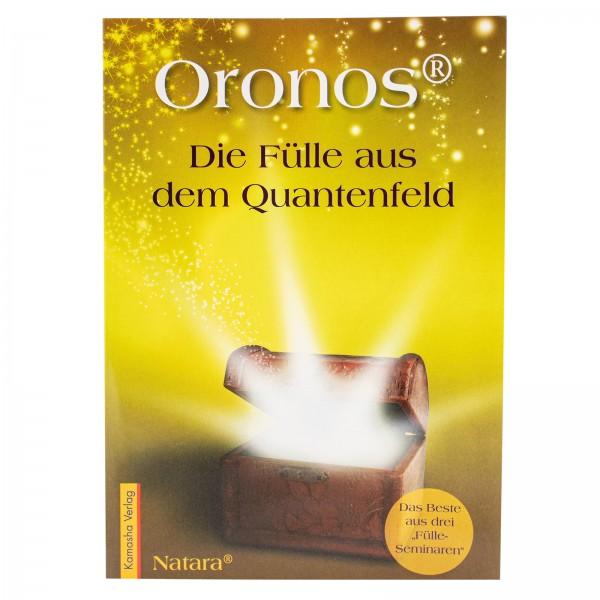 Oronos-Die Fülle aus dem Quantenfeld, Buch