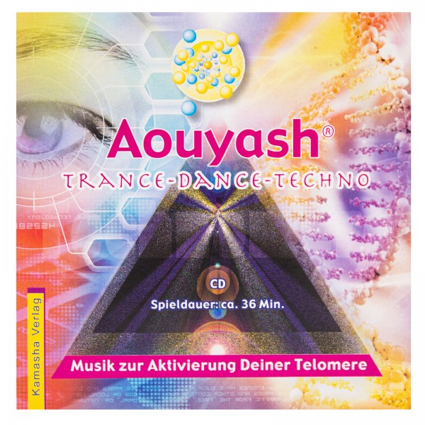 CD Aouyash - TRANCE-DANCE-TECHNO