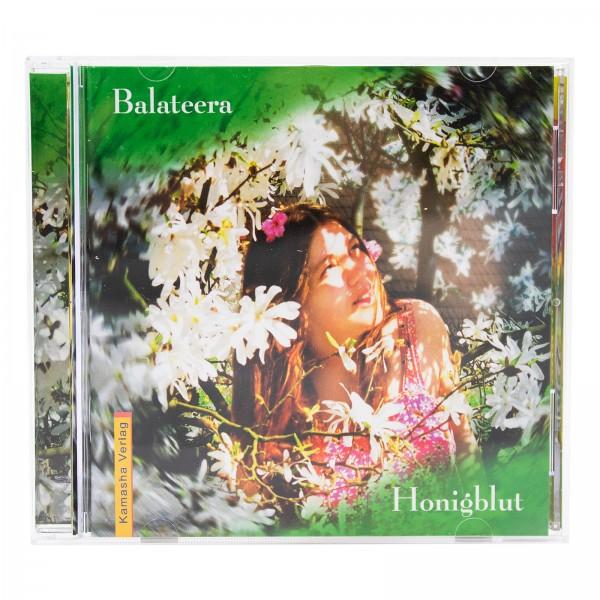 Kamasha-CD Honigblut