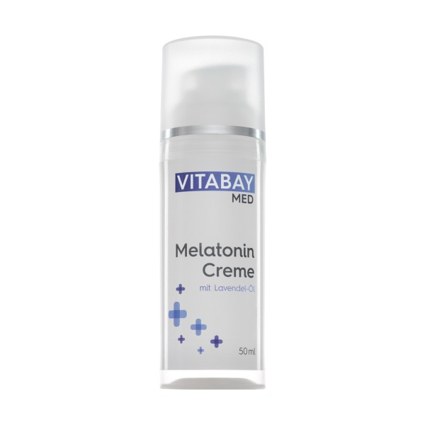 Vitabay Melatonin Creme 3 mg