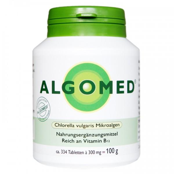 Algomed® Chlorella Vulgaris Mikroalgen Tabletten, versch. Größen