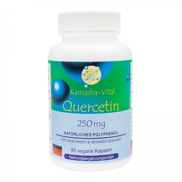 Quercetin, 90 Kapseln je 250 mg