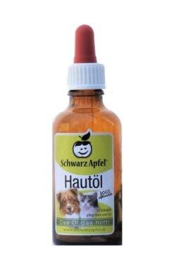 SchwarzApfel Hautöl, 50 ml