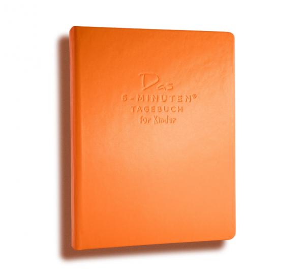 Das 6-Minuten Tagebuch für Kinder, versch. Farben