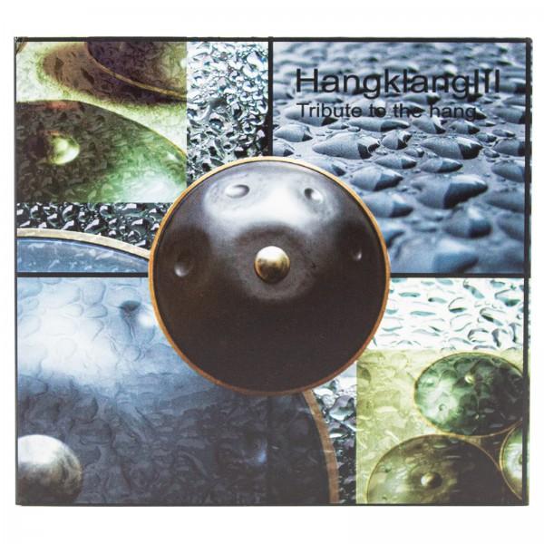 "CD ""Hangklang III - Tribute to the hang"""