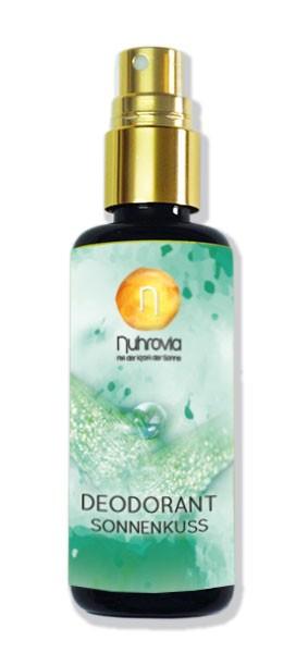 Nuhrovia SonnenKuss Deodorant, 50 ml