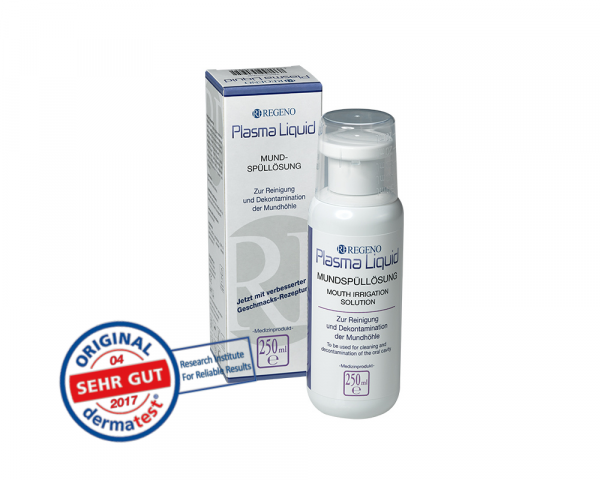 Plasma Liquid® Mundspüllösung   250 ml