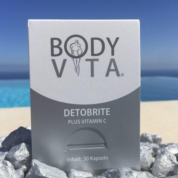 Body-Vita DETOBRITE - Detox, 30 Kapseln