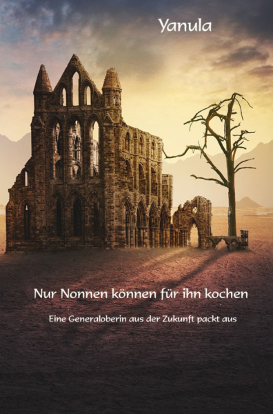 Buch - Nur Nonnen können für ihn kochen von Yanula