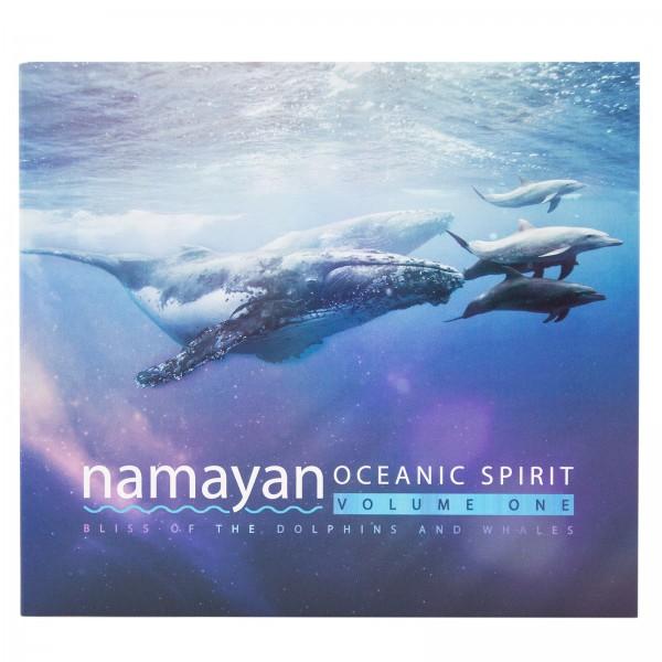 CD - Oceanic Spirit vol. One von namayan