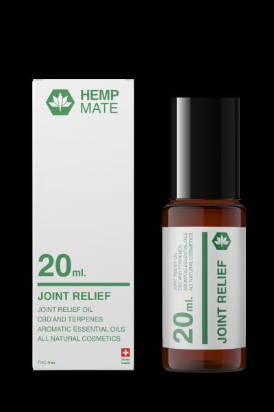 HempMate Joint Relief Oil, 20ml