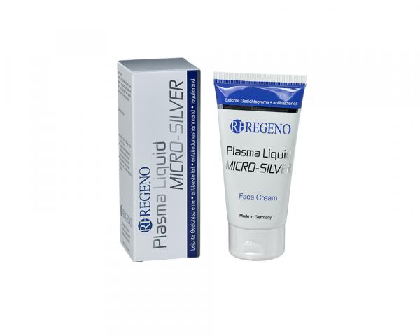 Plasma Liquid® Micro Silver Face Cream | 50 ml