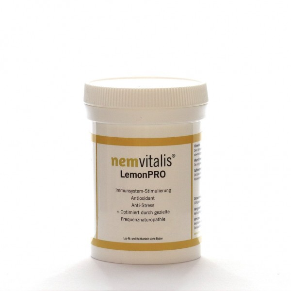 nemvitalis® - LemonPRO, 60 Kapseln