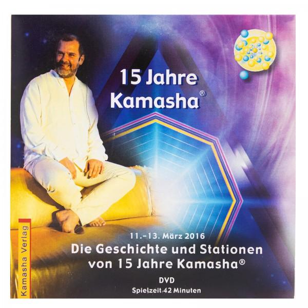 """DVD """"15 Jahre Kamasha"""""""