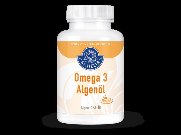 Omega 3 Algenöl, 90 Kapseln, vegan