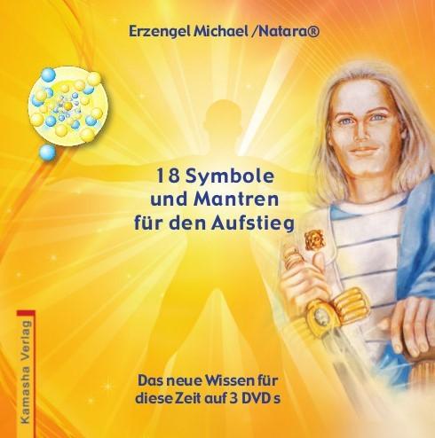 DVDs - Einweihung in die Symbole und Mantren für den Aufstieg, inkl. Begleitbuch
