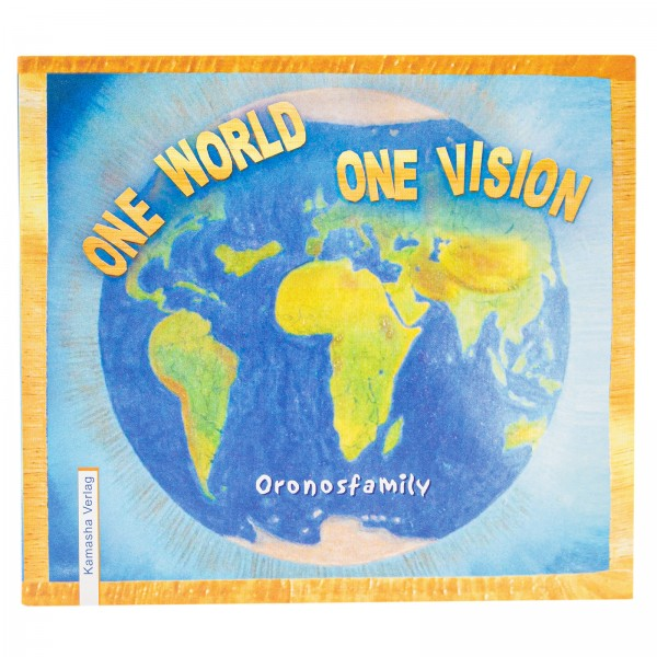 CD One World - One Vision
